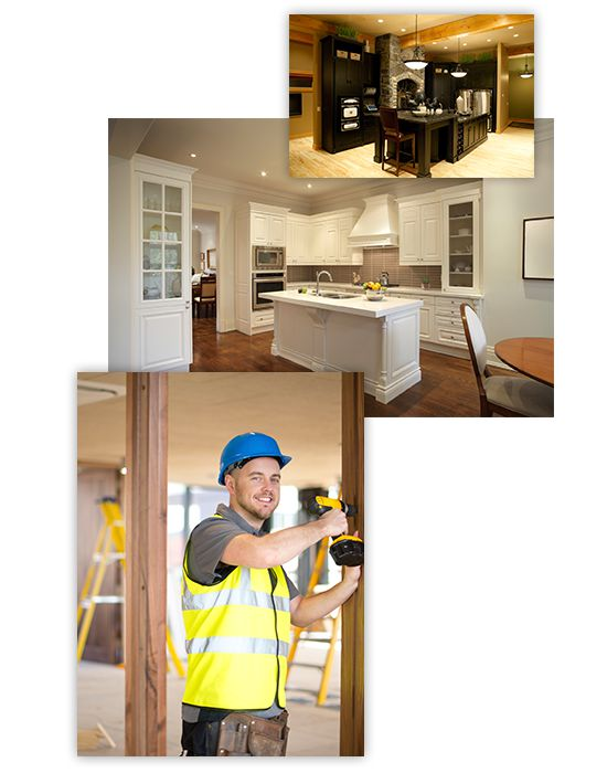 Interior Home Remodeling Projects