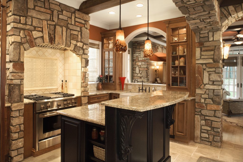 Custom kitchen remodeling for small space