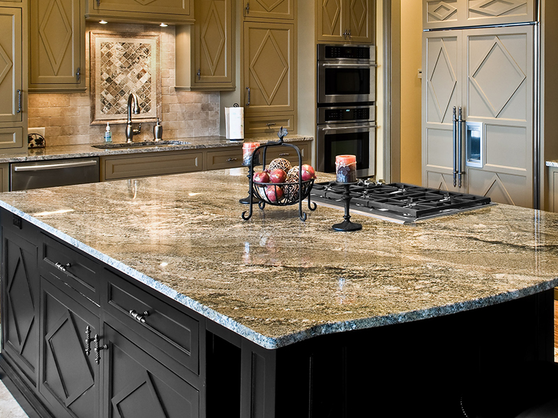 selecting counter tops for your Jacksonville kitchen remodeling project